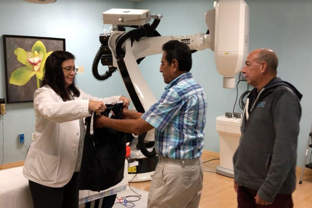 Patients Success Stories At Cyberknife Miami Testimonials On Treatment