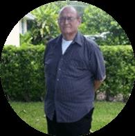 Earl Moncada patient - patient testimonial - cyberknife cancer treatment miami