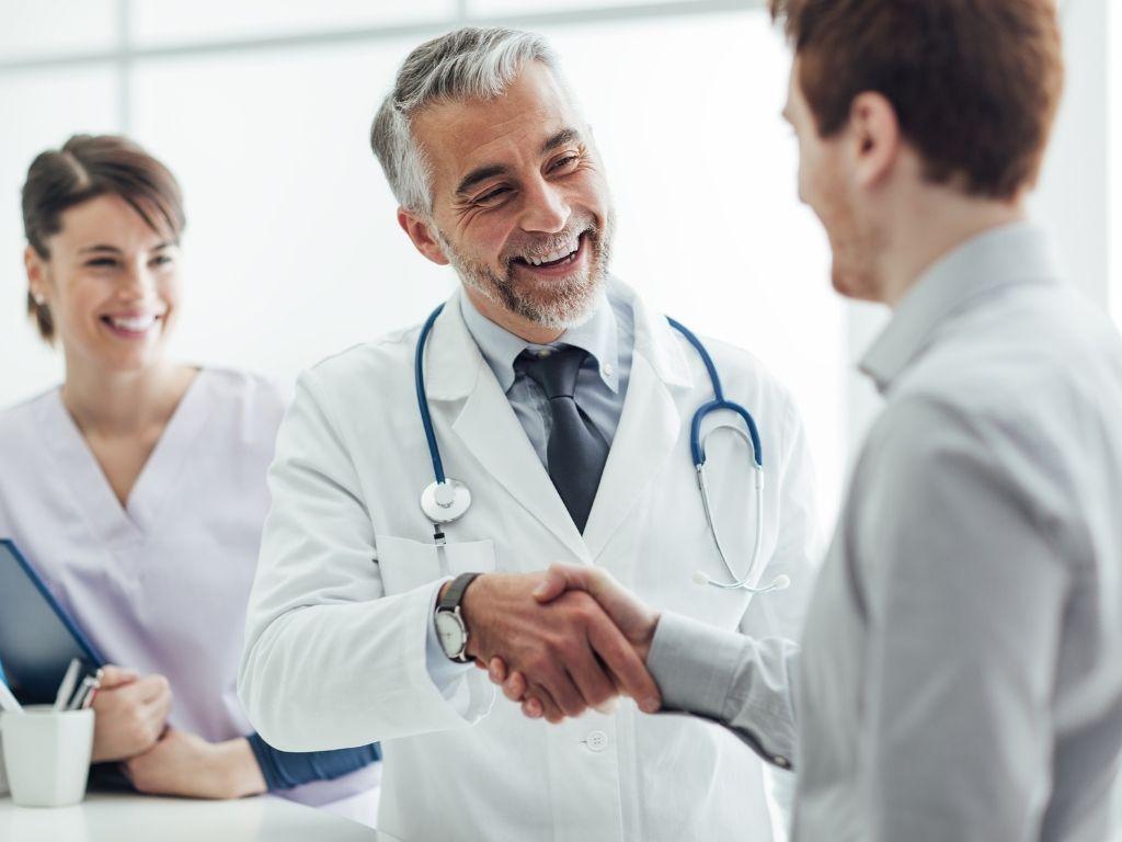 cancer treatment center - cyberknife miami doctor