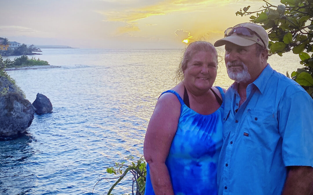 Danny's Story: Living With Metastatic Pancoast Lung Cancer