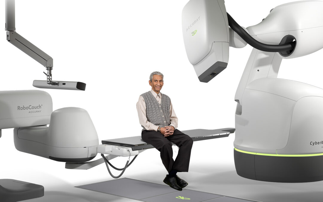 CyberKnife a Clinically Proven Treatment for Inoperable Pancreatic Cancer Treatment